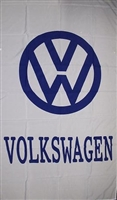 VOLKSWAGEN-VERTICAL 5ft x 3ft