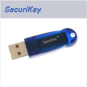 USB Duplicate SecuriKey User Token