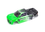 Arrma Granite 4X4 BLX Finished Body Color1 (green)
