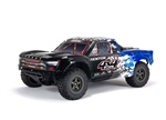Arrma Senton 4X4 (V3) 3S BLX 1/10 RTR Brushless Short Course Truck (Blue)
