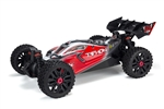Arrma Typhon 3S BLX Brushless RTR 1/8 4WD Buggy (Black /Red)