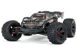 Arrma Kraton 1/5 EXB EXtreme Bash Roller Speed 4WD Monster Truck (Black)