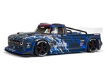 Arrma Infraction V2 6S BLX Brushless 1/7 RTR Electric 4WD Street Bash Truck (Blue) w/DX3 2.4GHz Radio, Smart ESC & AVC