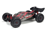 Arrma Typhon 6S BLX Brushless RTR 1/8 4WD Buggy (Red/Black) (V5) w/SLT3 2.4GHz Radio