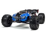 Arrma Kraton 6S BLX RTR 1/8 4WD Brushless Monster Truck (Red) (V5) w/SLT3 2.4GHz Radio