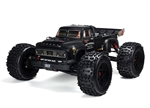 Arrma Notorious (V5) 6S BLX Brushless RTR 1/8 Monster Stunt Truck (Black) w/SLT3 2.4GHz Radio