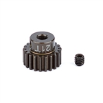 ASC1339 Team Associated FT Aluminum Pinion Gear 48P, 1/8 Shaft 21T