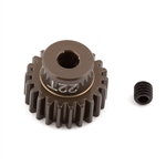 ASC1340 Team Associated FT Aluminum Pinion Gear 48P, 1/8 Shaft 22T
