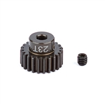 ASC1341 Team Associated FT Aluminum Pinion Gear 48P, 1/8 Shaft 23T
