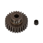 ASC1345 Team Associated FT Aluminum Pinion Gear 48P, 1/8 Shaft 27T