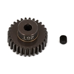 ASC1346 Team Associated FT Aluminum Pinion Gear 48P, 1/8 Shaft 28T