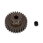 ASC1347 Team Associated FT Aluminum Pinion Gear 48P, 1/8 Shaft 29T