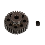 ASC1348 Team Associated FT Aluminum Pinion Gear 48P, 1/8 Shaft 30T