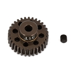 ASC1349 Team Associated FT Aluminum Pinion Gear 48P, 1/8 Shaft 31T