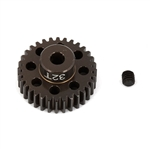 ASC1350 Team Associated FT Aluminum Pinion Gear 48P, 1/8 Shaft 32T
