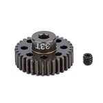 ASC1351 Team Associated FT Aluminum Pinion Gear 48P, 1/8 Shaft 32T