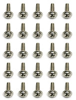 ASC25611 M3 x 10mm BHPT screw