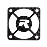Reedy Fan Guard, 30x30mm, carbon fiber