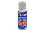 Team Associated FT Silicone Shock Fluid, 20wt (200 cSt)