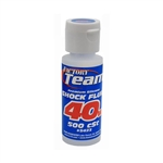 Team Associated FT Silicone Shock Fluid, 40wt (500 cSt)