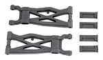 ASC71106 Team Associated T6.1 Rear Suspension Arms, hard