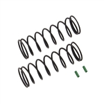 ASC81222 Team Associated Front Springs V2, green, 4.9 lb/in, L70, 9.5T, 1.6D