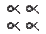 ASC81365 Team Associated Clutch Springs, 0.90 mm, 4-shoe