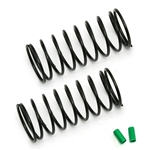ASC91327 12mm Front Spring green 3.15 lb