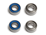 ASC91562 Team Associated FT Bearings, 6x13x5mm (4)