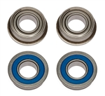ASC91565 Team Associated FT Bearings 8x16x5 mm Flanged (4)