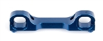 ASC91772 Team Associated B6.1 Blue Aluminum Arm Mount C