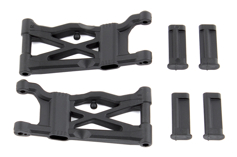 ASC91778 Team Associated B6.1 Rear Suspension Arms, hard