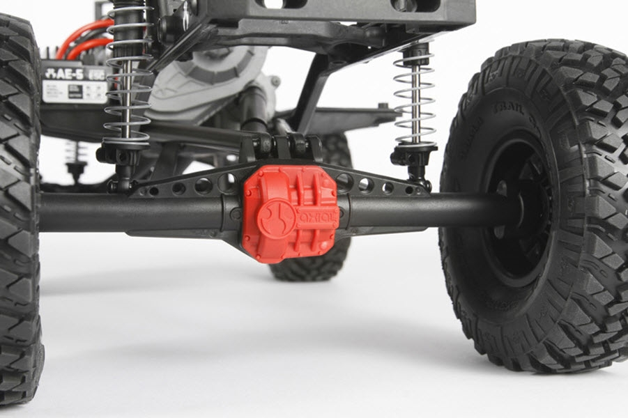 Axial SCX10 II Deadbolt RTR 4WD Rock Crawler w/2 4GHz Radio