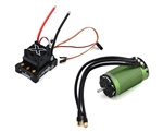 Castle Creations Mamba Monster X 8S 1/6 ESC/Motor Combo w/1717 Sensored 1650kV Motor
