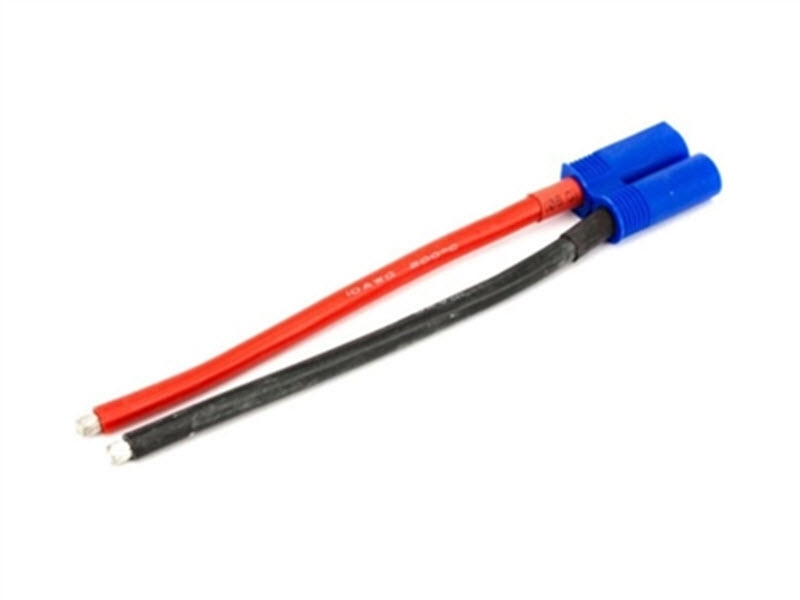 "DYNC0024 Dynamite EC5 Device Connector with 4"" Wire, 10 AWG"