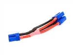 DYNC0027 Dynamite EC5 Battery Parallel Y-Harness, 10 AWG
