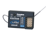 Futaba R304SB 2.4GHz T-FHSS 4-Channel Telemetry Enabled Receiver: 4Px, 4PLS