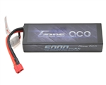 Gens Ace 2s LiPo Battery Pack 50C w/Deans Connector (7.4V/5000mAh)