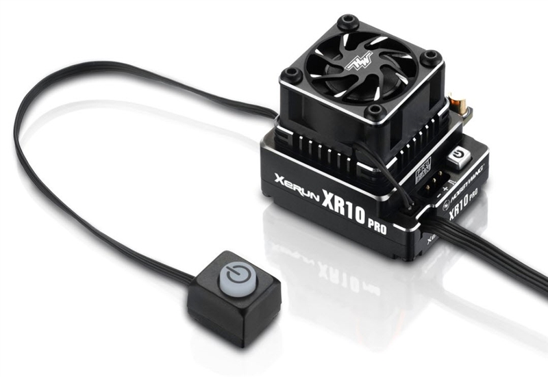 HWI30112608 XERUN XR10 Pro G2, 160Amp Brushless ESC (Black Edition)
