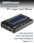 Hobbywing Multifunction LCD Professional Program Box