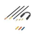 Hobbywing AXE R2 Extended Wire Set 300mm