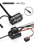 Hobbywing AXE 540L FOC R2 Waterproof Sensored Brushless Combo w/2100kV Motor