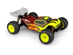 JCO0385 JConcepts Tekno ET410 Clear Body
