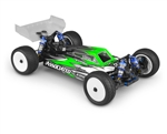 JCO0397 JConcepts F2 Body (BODY COMES CLEAR) w/ S-type Wing: Associated B74