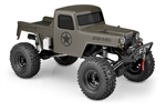 "JConcepts JCI Creep 12.3"" Rock Crawler Body (Clear)"