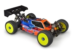 JConcepts P1 TLR 8ight-X 2.0 Elite (Clear Body)