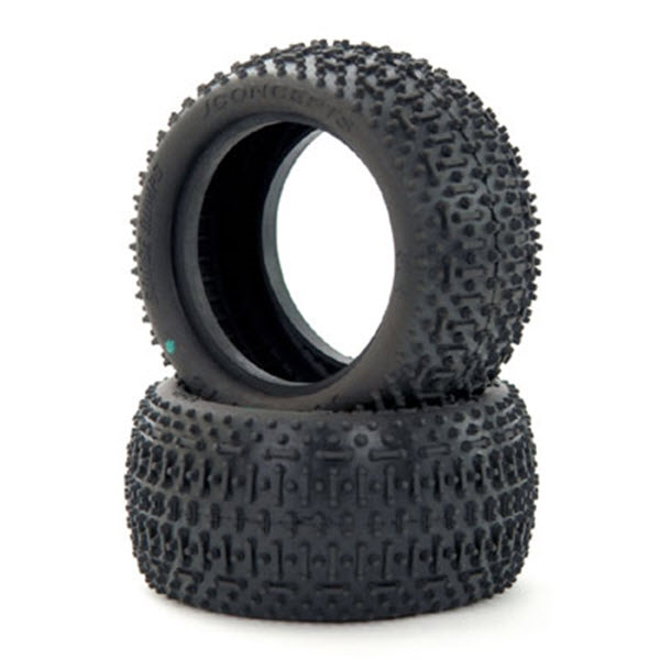 JCO301802 JConcepts Goose Bumps 2.2 Rear Buggy Tires Green