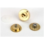 JRPSGZ650 Servo Gear Set Metal Z650