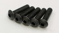 KYO1 S14015H Kyosho 4x15mm Button Head Screw 5