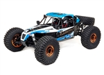 Losi 1/10 Lasernut U4 4WD Brushless RTR with Smart ESC, Blue